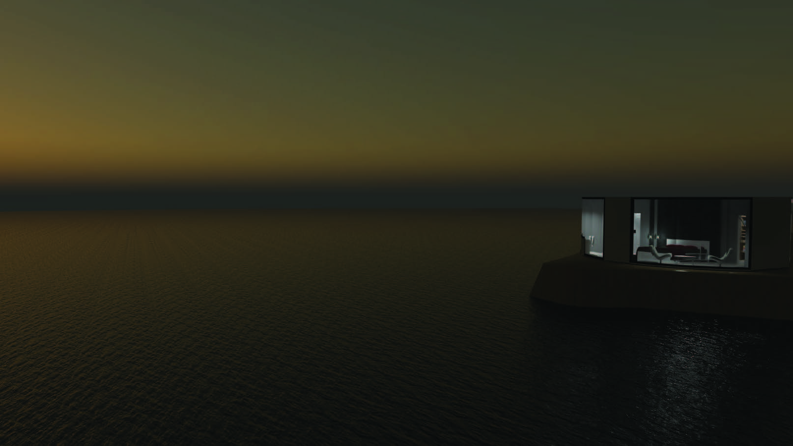 Melodía sobre el mar