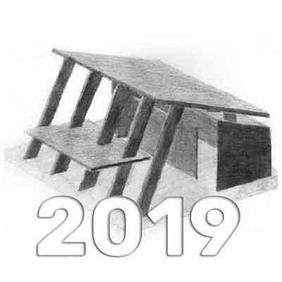 Anuario de Dibujo de Arquitectura 2019
