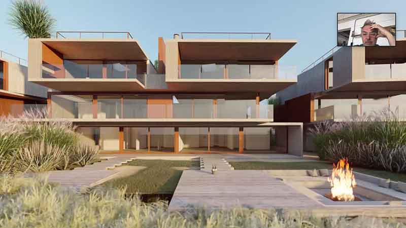 Mathias Klotz conferencia -  Facultad de Arquitectura - Universidad ORT Uruguay
