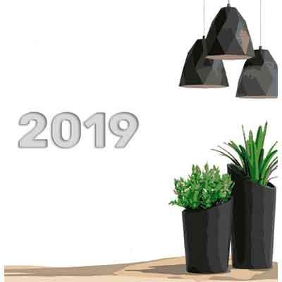 Anuario de Diseño de Interiores 2019 - Facultad de Arquitectura