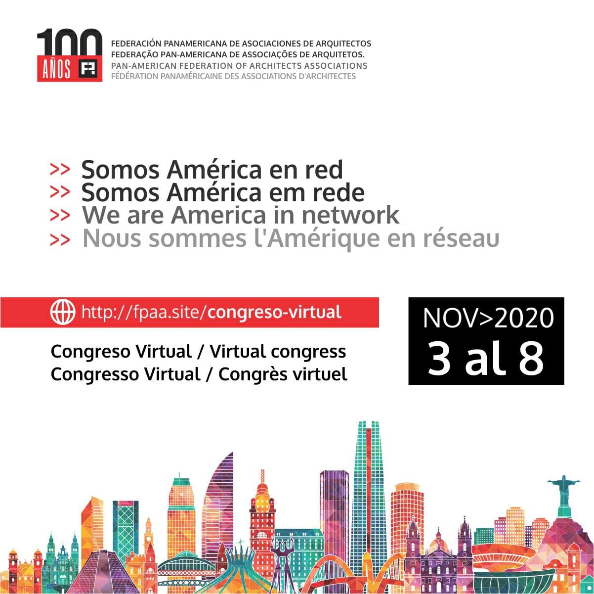 Congreso FPAA 2020