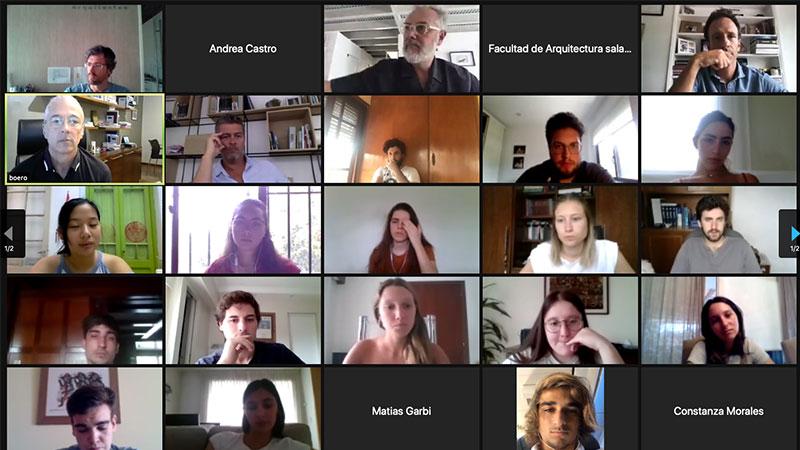 Proyecto 4 - Facultad de Arquitectura - Universidad ORT Uruguay