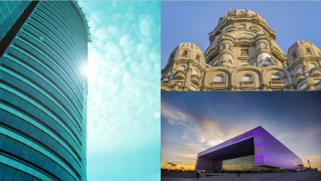 Obras de arquitectura de Uruguay