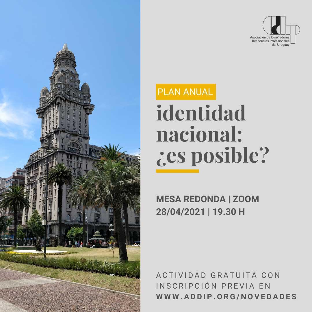 Identidad Nacional - Facultad de Arquitectura - Universidad ORT Uruguay