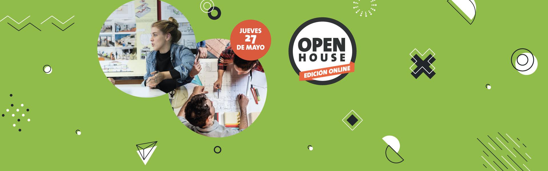Open house edición mayo 2021