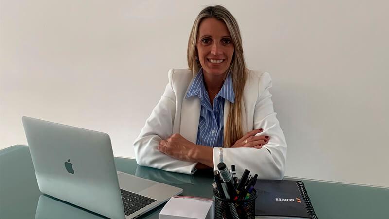 Mercedes Silva, graduada de Arquitectura de la Universidad ORT Uruguay.