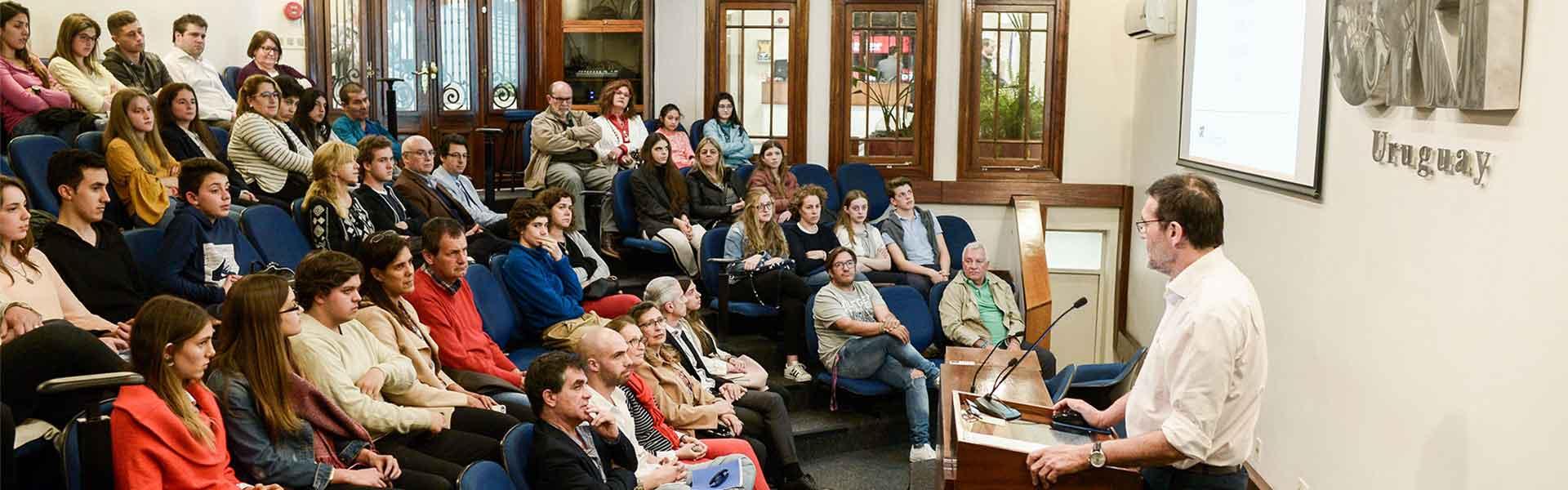 Premiación diseña tu cuarto 2021 - Universidad ORT Uruguay