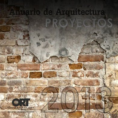 Anuario 2013 de Arquitectura