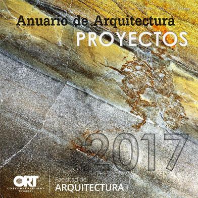 Anuario de proyectos 2017
