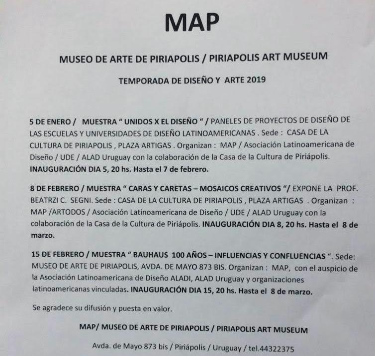 MAP Programación