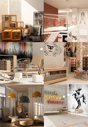 Dise o de interiores uruguay for Licenciatura en decoracion de interiores