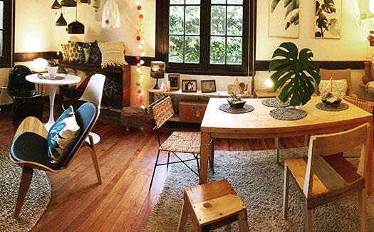 Casa Ernesta, un hogar para el diseño uruguayo