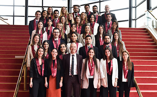 Segunda ceremonia anual de graduación de 2019