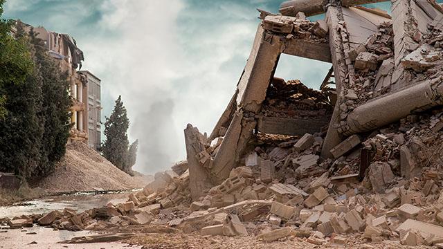 Un recorrido por estructuras colapsadas