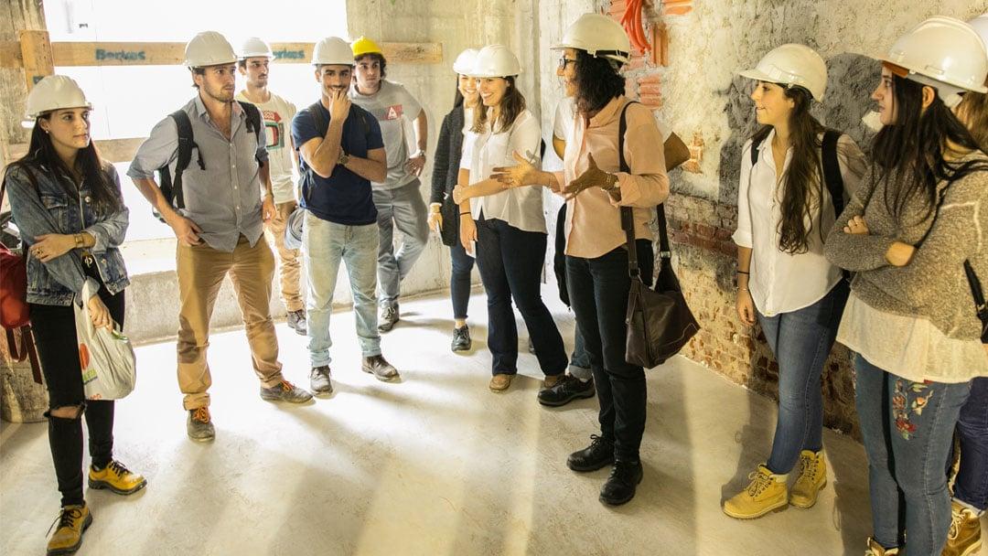 Carreras con orientación práctica - Facultad de Arquitectura - Universidad ORT Uruguay