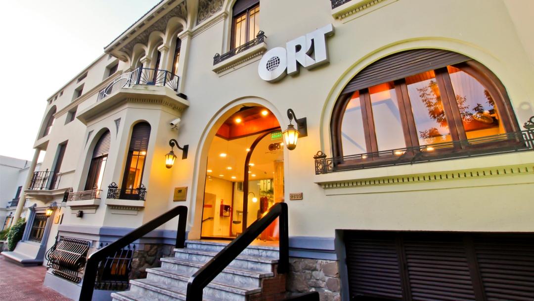 Exterior del Campus Pocitos Universidad ORT Uruguay