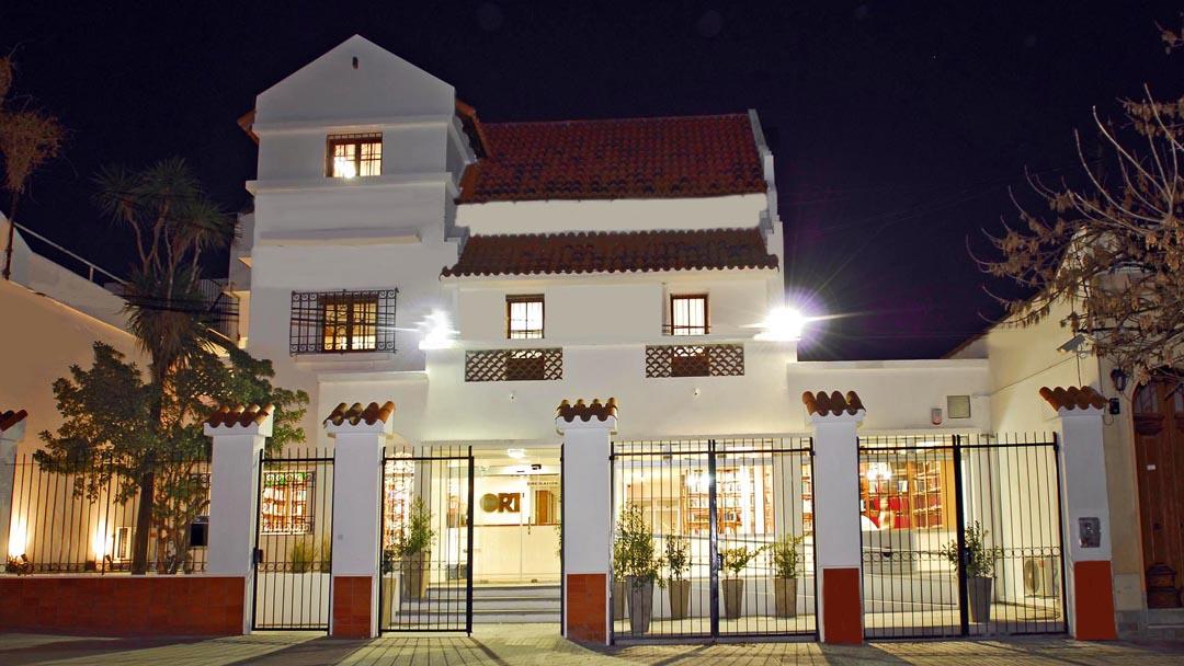 Biblioteca Campus Pocitos - Universidad ORT Uruguay