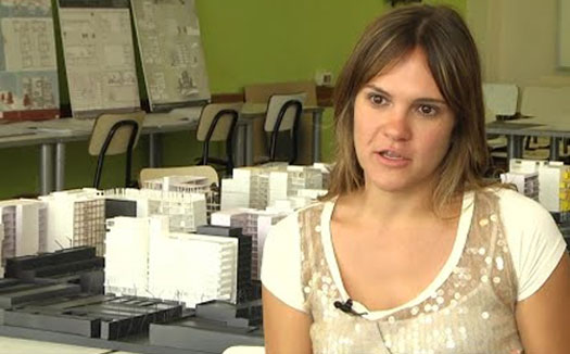Soledad Estellano_por que estudiar Arquitectura