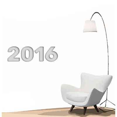 Anuario de Diseño de Interiores 2016 - Universidad ORT Uruguay