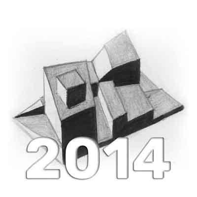 Anuario de Dibujo de Arquitectura 2014 - Universidad ORT Uruguay