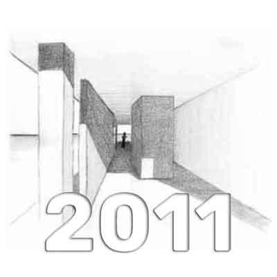 Anuario de Dibujo de Arquitectura 2011 - Universidad ORT Uruguay