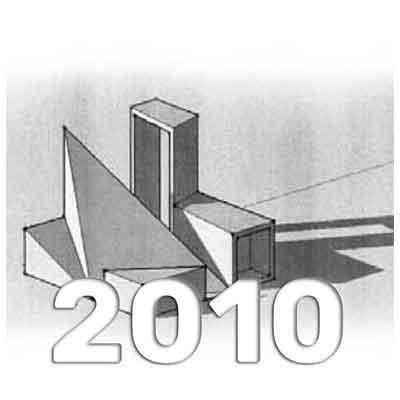 Anuario de Dibujo de Arquitectura 2010 - Universidad ORT Uruguay