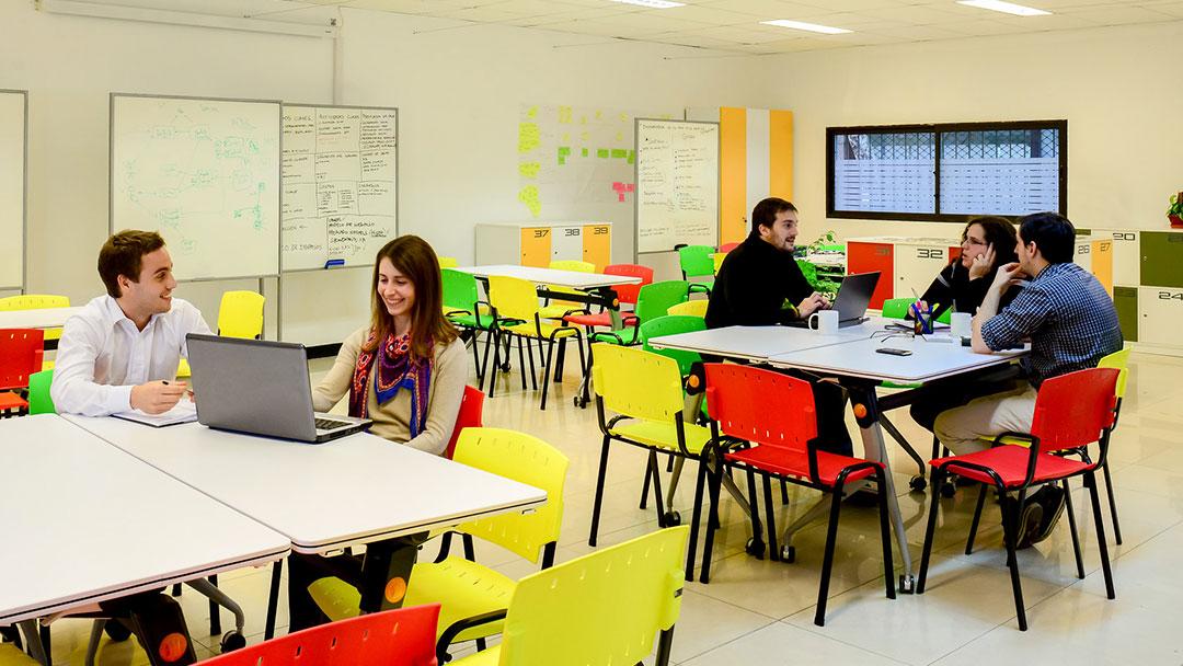 Apoyo a emprendedores - Facultad de Arquitectura Universidad ORT Uruguay